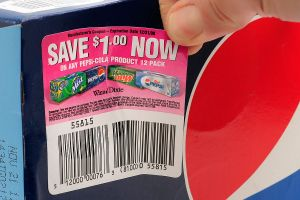 Coupon Labels (IRC)